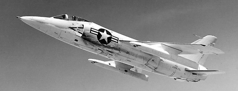 El Grumman F-11 Tiger