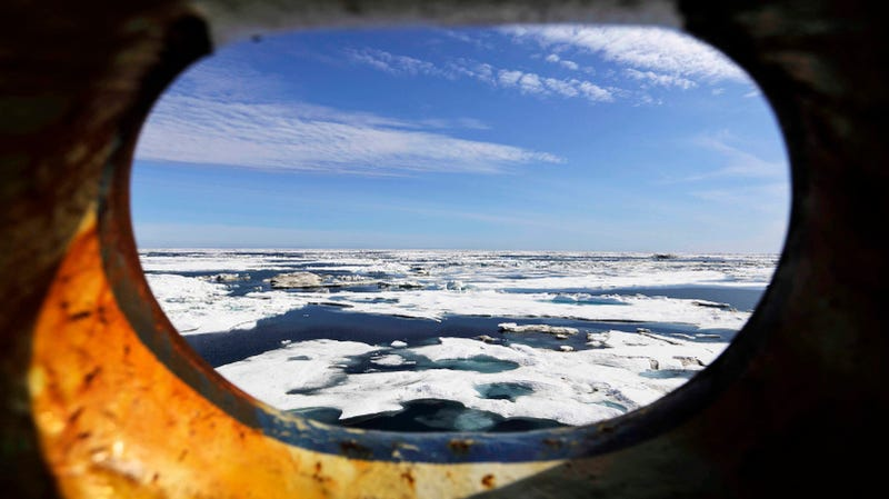 More than 65 million acres of the Beaufort Sea will up for sale next year to oil and gas companies.