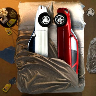 Illustration for article titled Eight Most Sexually Suggestive Car Names