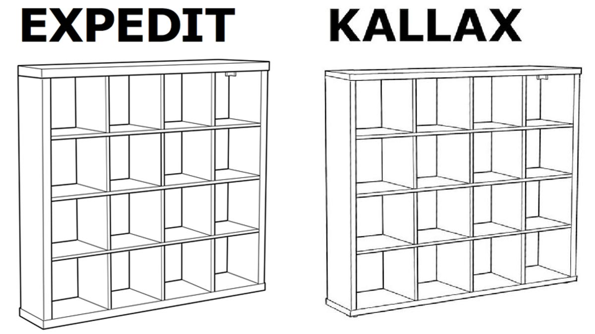 Heres Why Ikea Is Discontinuing Everyones Favorite Shelf