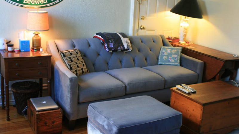 "Create a ""Comfy Couch"" Fund to Give Your Budget Some Everyday Wiggle Room"