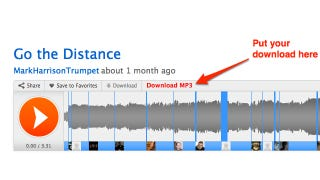 Illustration for article titled Download Any MP3 from SoundCloud with This Bookmarklet