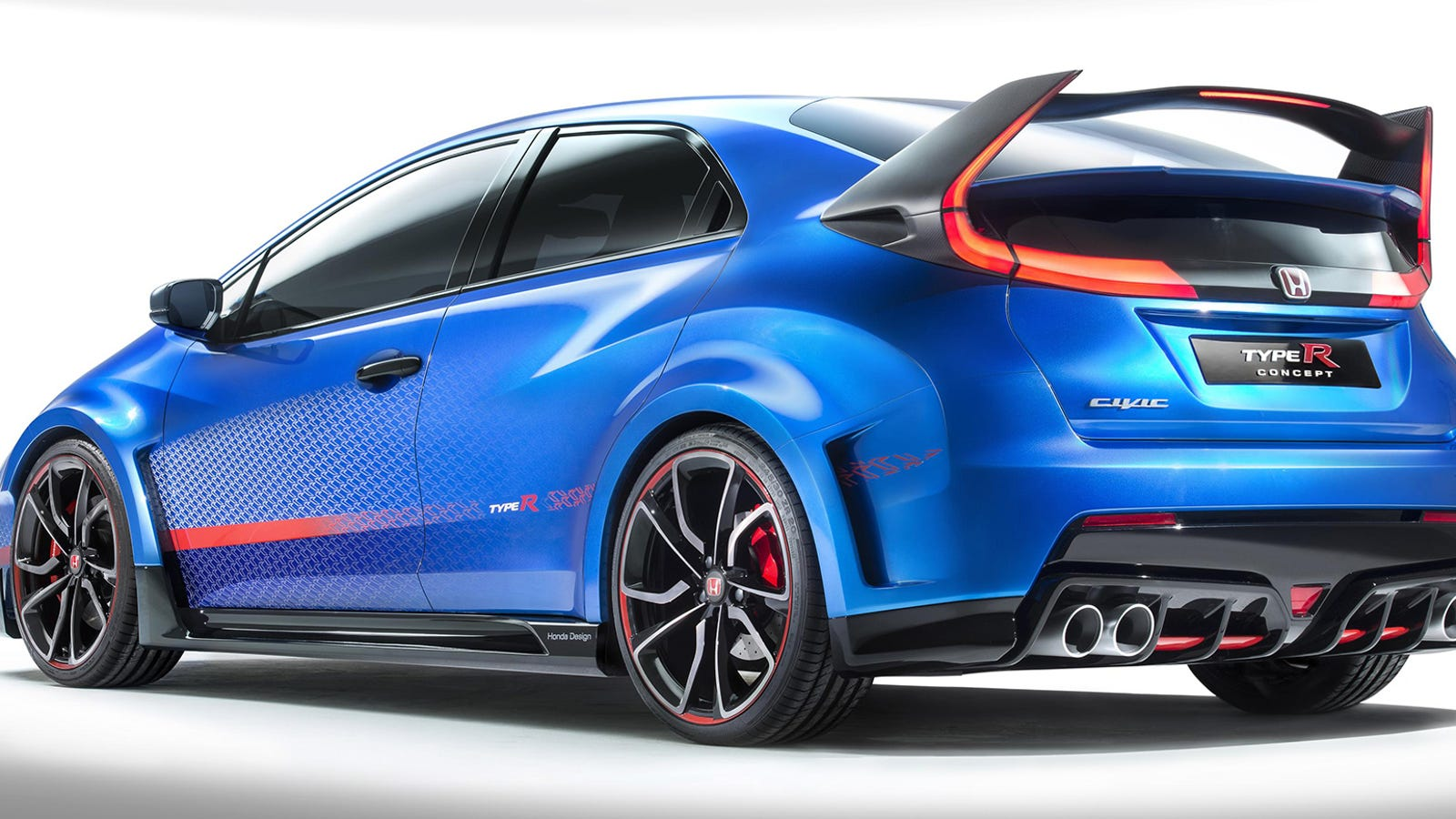 The 276 hp honda civic type r will be the most extreme for Honda type r horsepower