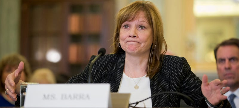 Illustration for article titled This Is What Mary Barra Will Tell Congress Tomorrow