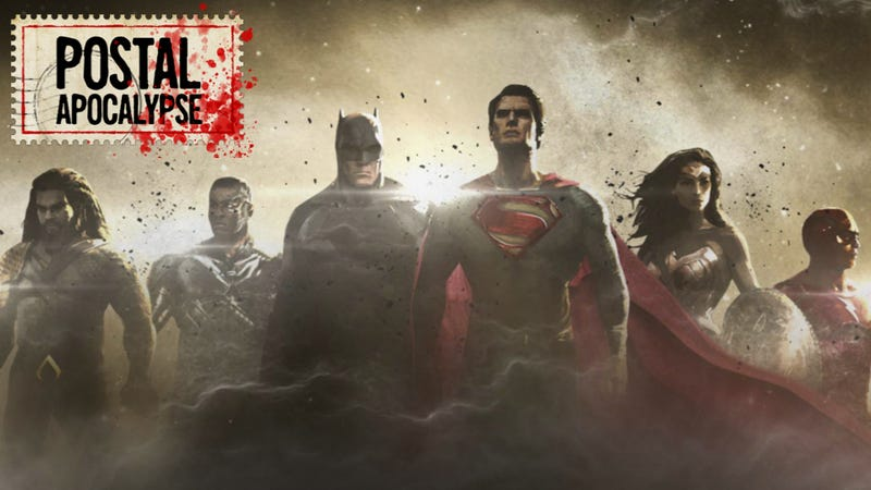 Illustration for article titled Is This the Most Horrifying Way Zack Snyder Could Start the Justice League Movie?