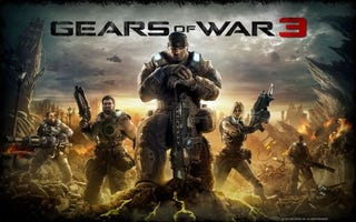 Illustration for article titled TAY Game Night: Gears of War 3 (Xbox 360)