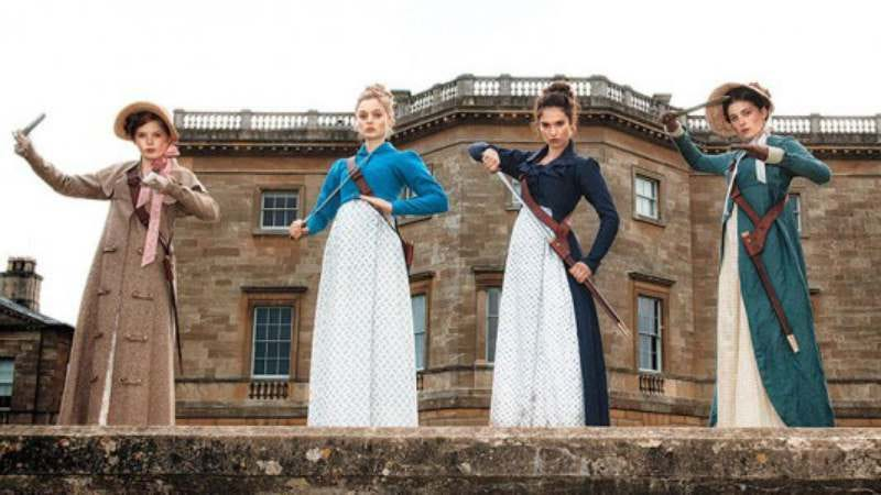 Illustration for article titled Pride And Prejudice And Zombies actually gets a release date