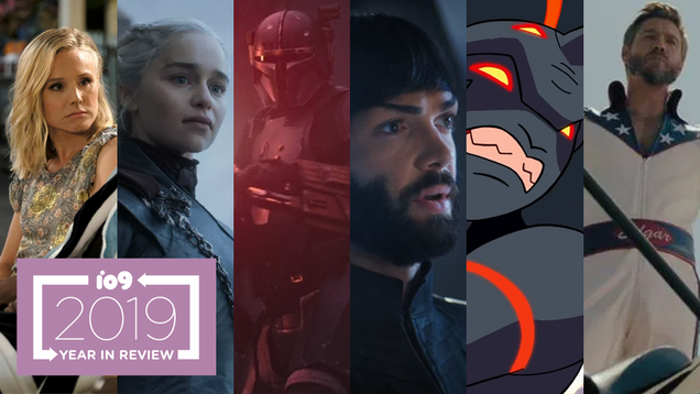 io9 s 14 Best (and 5 Worst) Television Moments of 2019