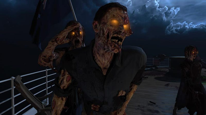 Illustration for article titled Black Ops 4's Latest Zombies Update Is A Lurch In The Right Direction