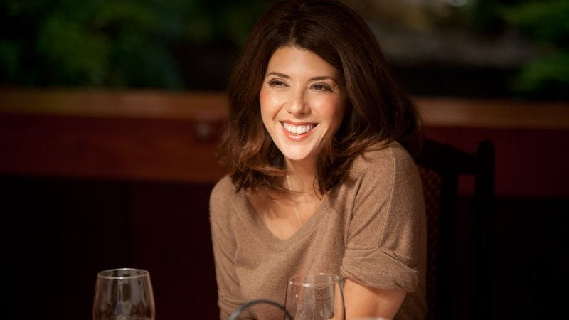 Illustration for article titled Marisa Tomei to play Gloria Steinem for HBO miniseries