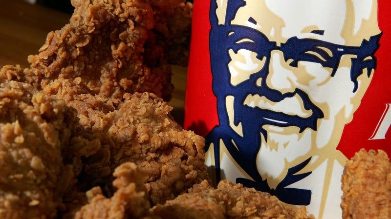 Illustration for article titled Good job, KFC