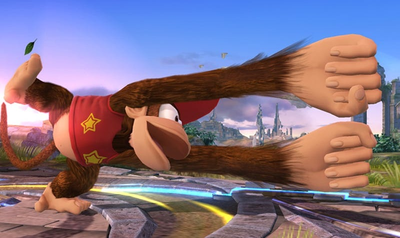 Illustration for article titled Smash Bros. Player Shuts Down Heckler, Goes On To Win Tournament