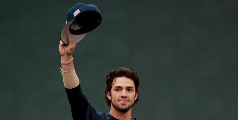 Illustration for article titled You Won't Believe Where MLB Top Pick Dansby Swanson Went To College