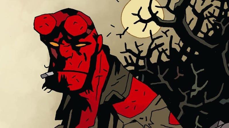 Illustration for article titled El regreso de Hellboy al cine será más parecido a una película de terror, según el creador del personaje