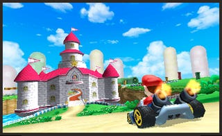 Illustration for article titled Mario Kart Takes A Spin On The 3DS