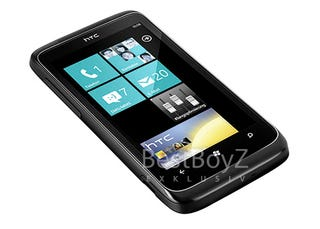 Illustration for article titled HTC's Mondrian Windows Phone 7 Handset Looks Great