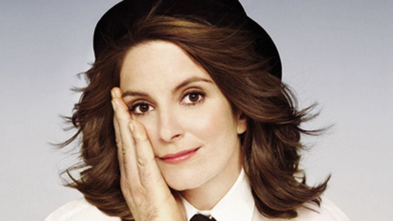 Illustration for article titled Tina Fey: Bossypants