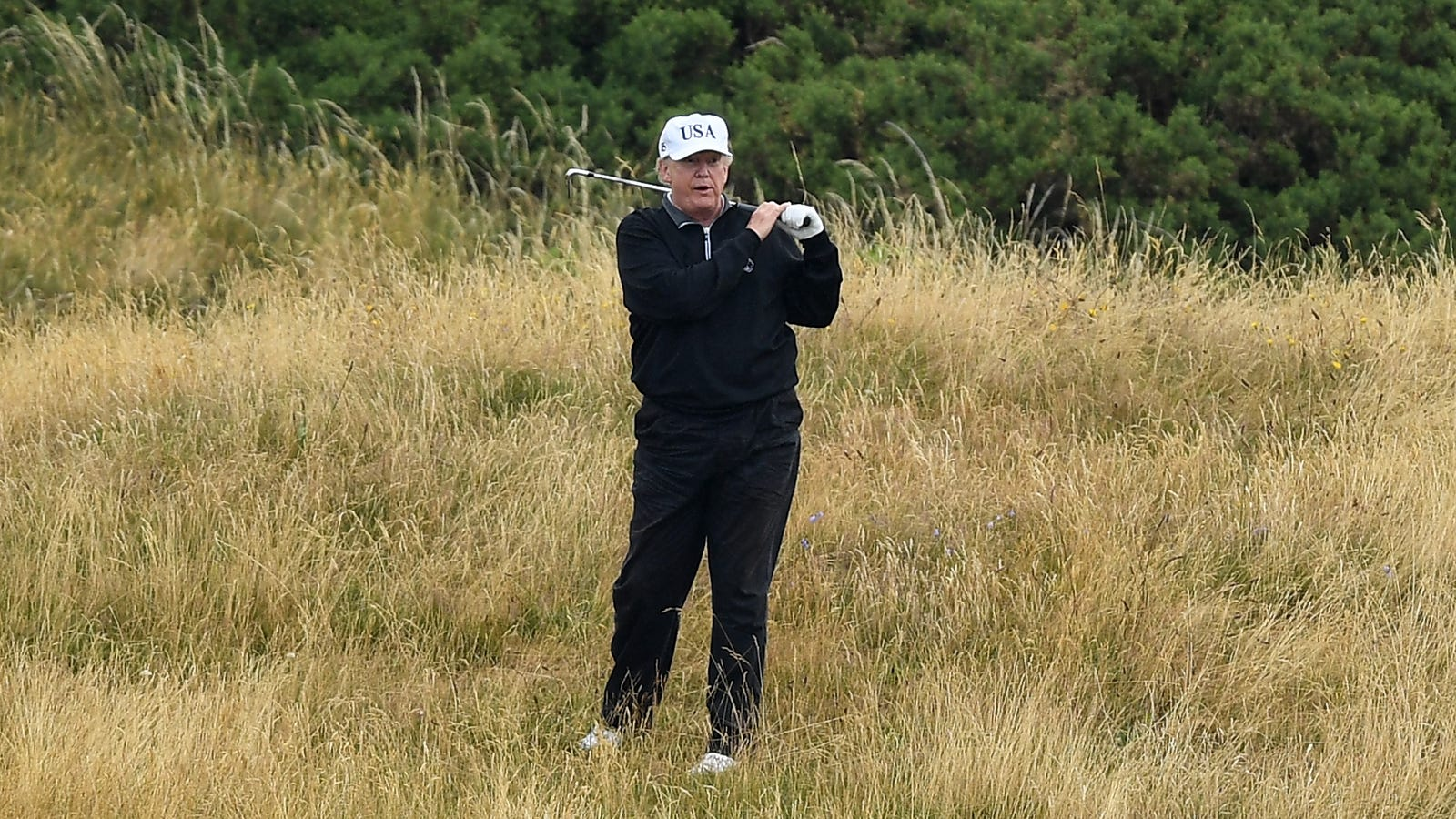 Trump Spent More Than Three Times the Cost of Robert Mueller's Russia Investigation Playing Golf at His Own Resorts