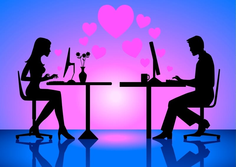 Online dating when to reveal contact info