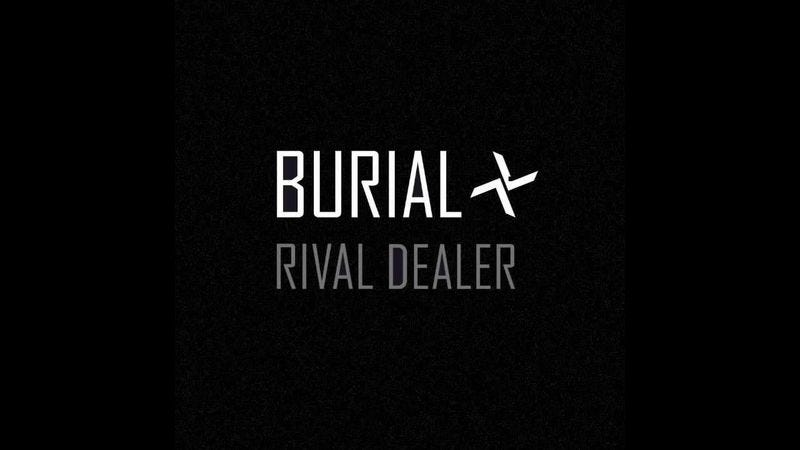 """Illustration for article titled Burial's """"Rival Dealer"""" hit an emotional high point for electronic music"""