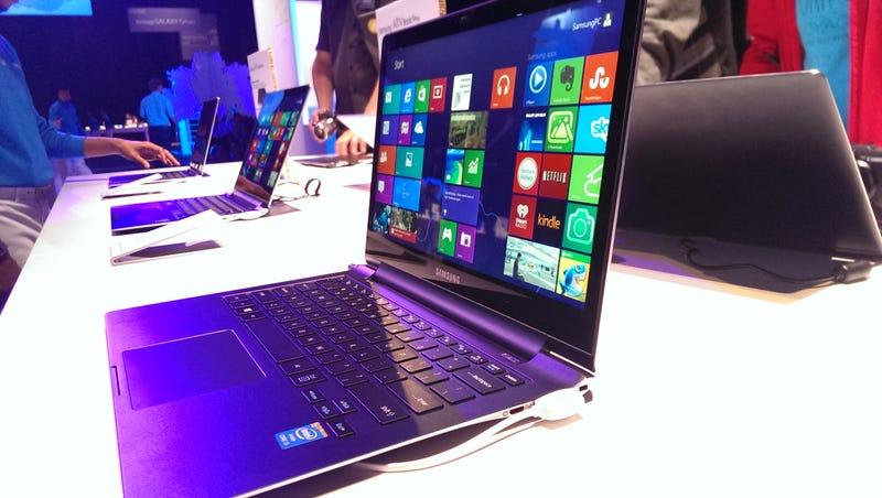 El nuevo ultrabook que desearás tener: Samsung Ativ Book 9 Plus