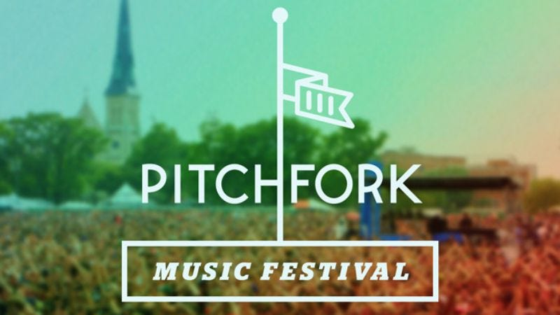 Illustration for article titled Belle And Sebastian, Björk, and R. frickin' Kelly to headline the 2013 Pitchfork Music Festival