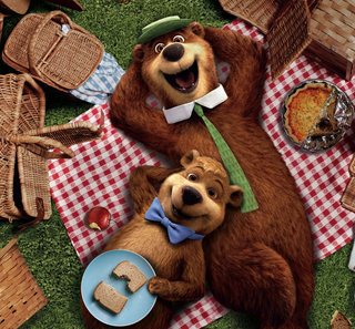 Illustration for article titled In Yogi Bear, Jellystone Park is District 9 (for bears)