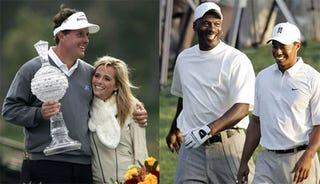 Illustration for article titled How Did That False Amy Mickelson-Michael Jordan Rumor Start Anyway?