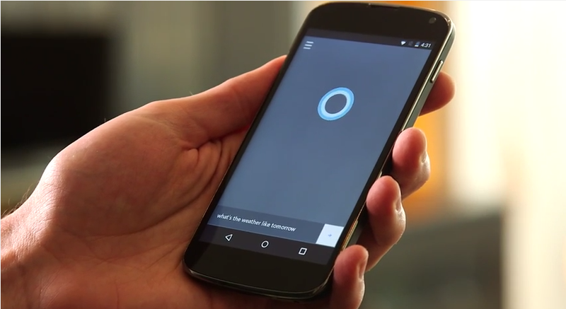 Illustration for article titled Microsoft's Cortana Is Coming to Android and iPhone