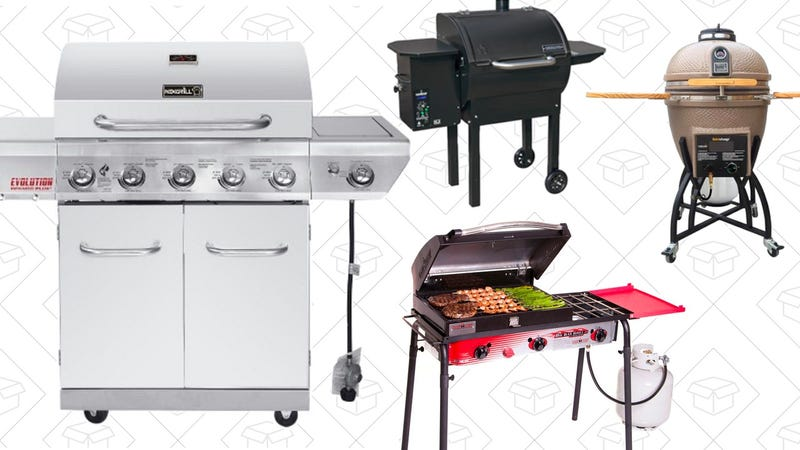 Start Cooking Outdoors Again With Home Depot\'s One-Day Sale