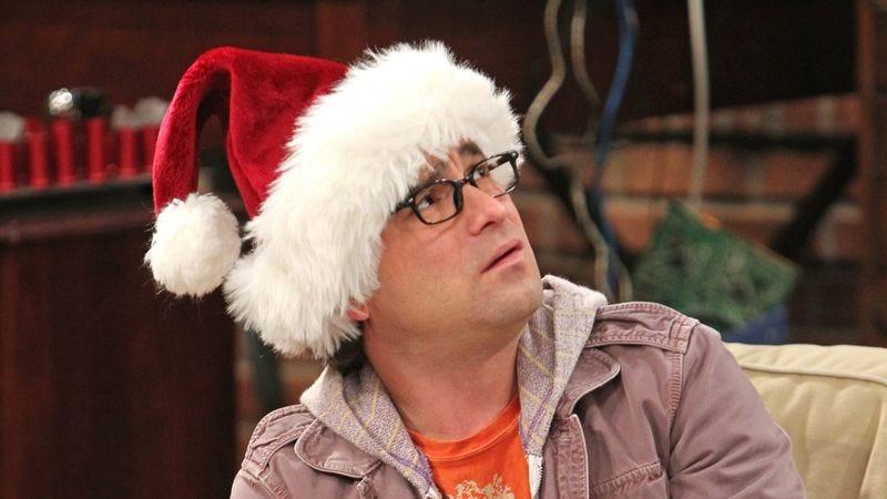 "Illustration for article titled The Big Bang Theory: ""The Santa Simulation"""