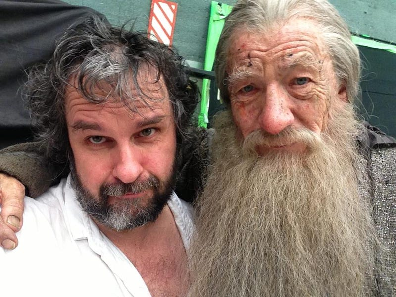 Illustration for article titled After 14 years, Ian McKellen has filmed his final scene as Gandalf