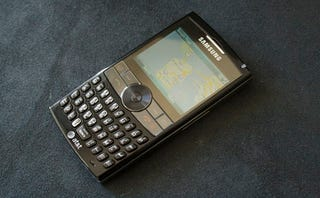 Illustration for article titled Lightning Round: Samsung BlackJack II