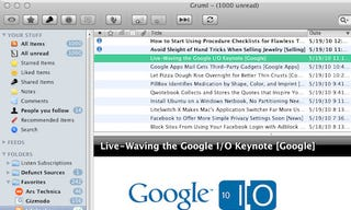 Illustration for article titled Gruml Is a Full Featured Google Reader Client for Mac