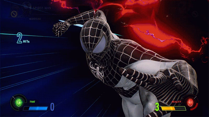 Marvel Vs  Capcom Infinite Could Do Without Story Mode