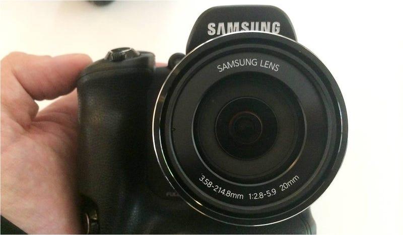 Illustration for article titled Estas son las apuestas de Samsung en fotografía para 2014