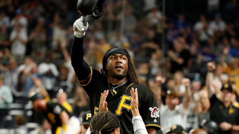 Illustration for article titled Mighty Pirates Masher Josh Bell Is Going To Be Fun As Hell In The Home Run Derby