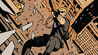 Illustration for article titled 6 Reasons Why Matt Fraction and David Aja'sHawkeye Is One of Marvel's Greatest Comics