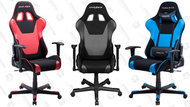 Treat Your Tush To a DXRacer Formula Gaming Chair With This Cyber Monday Sale