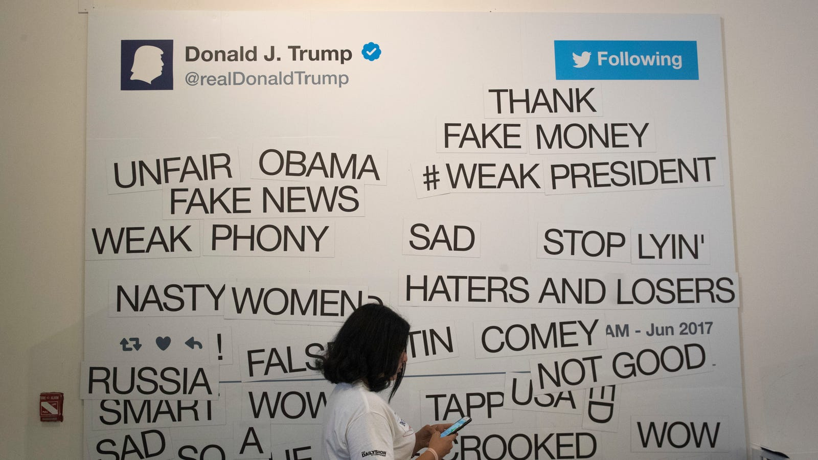 The guy who temporarily deleted Trump's Twitter account has