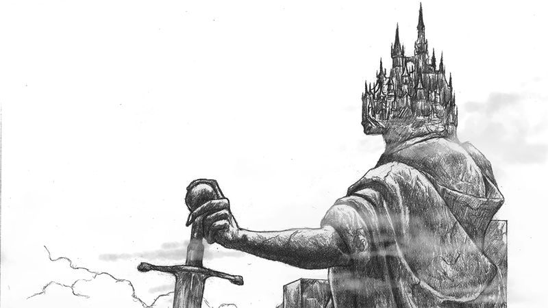 Illustration for article titled D&D Inspired By Dark Souls Is Incredibly Badass