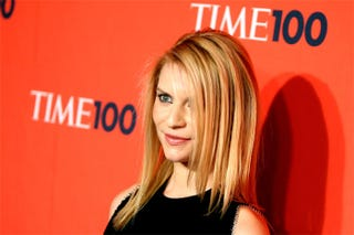 Illustration for article titled Claire Danes Is Bright-Eyed, _____ Tailed