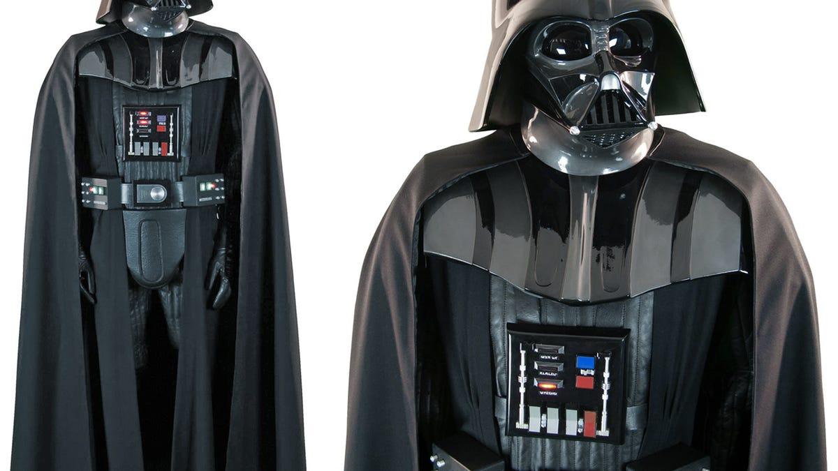 Resultado de imagen para Traje original de Darth Vader