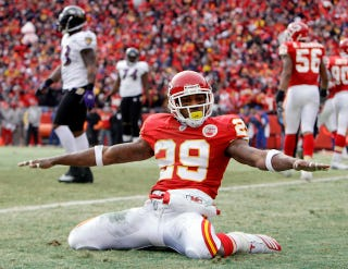 Illustration for article titled Chiefs' Eric Berry Has Mass In His Chest, Will Get Tested For Lymphoma