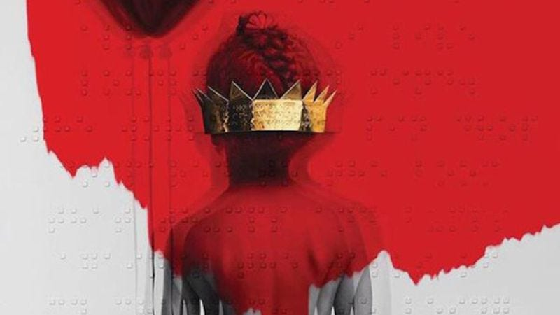 Illustration for article titled Rihanna has dropped her new album, Anti, on Tidal