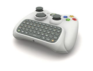 Illustration for article titled Xbox Spring Update: Holy Hardware QWERTY and Fresh Firmware