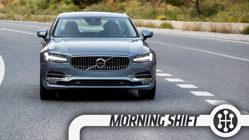Illustration for article titled Volvo Hopes To Sell Just 15,000 S90s In Its First Year