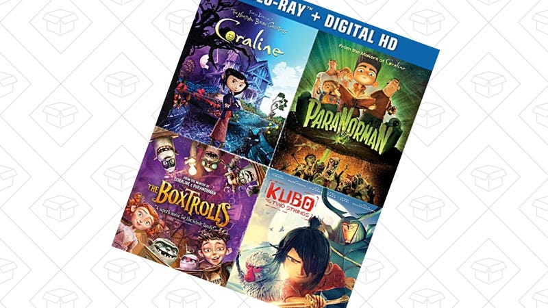 The Ultimate Laika Collection, $30