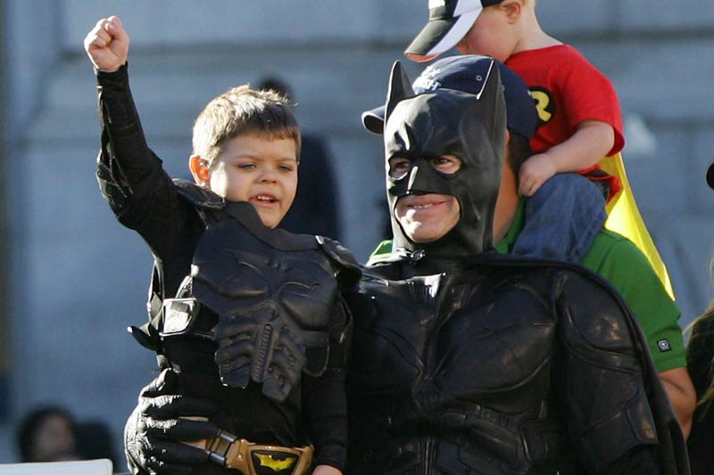 Illustration for article titled Julia Roberts Is Going To Turn Batkid Into A Movie