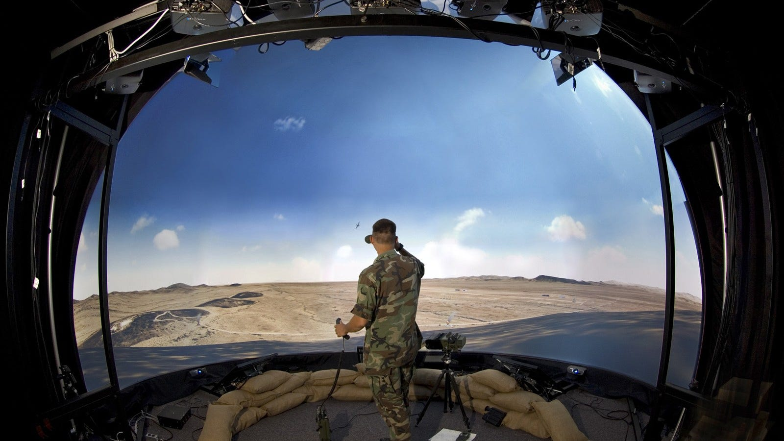 Military VR Simulator Is Closest Thing Ever to Real-Life ... | 1600 x 900 jpeg 172kB